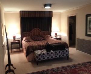 Bedroom (room 2 of the suite).