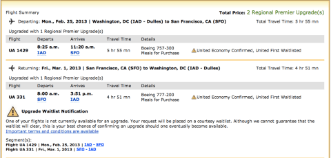 United Airlines: Already Useless into 2013