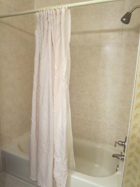 plastic shower