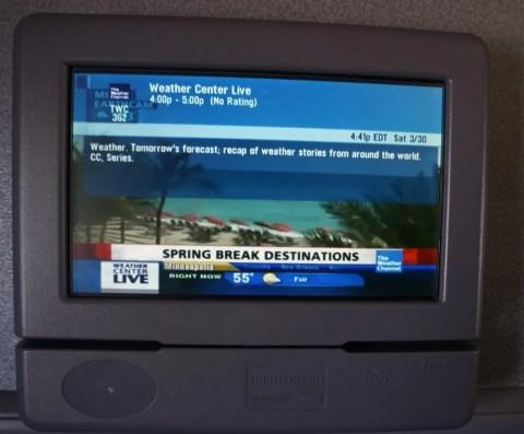 United DirecTV CRAP shows mandatory ads.