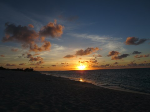 Sunset from Castaway