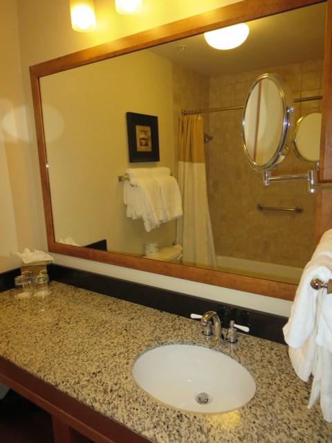Bathroom needs an update in 441