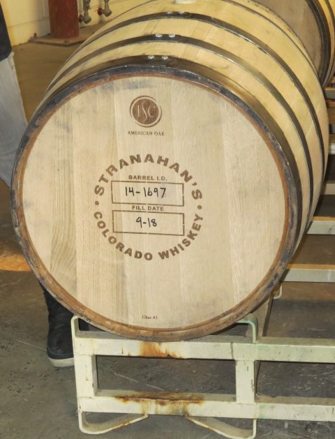 Step 5: put in charred white oak for at least 2 years. Water down first. Angel share less that 8%