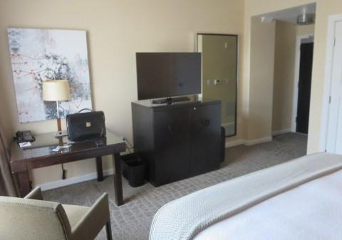 831 Hotel Palomar. All hail the door!