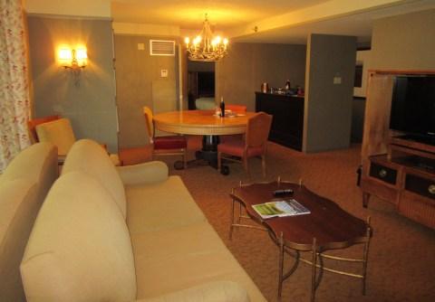 Suite looks nice