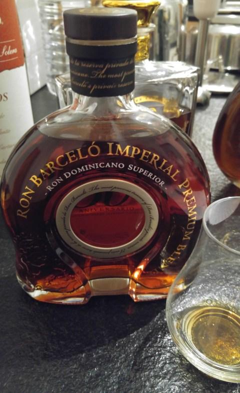 Ron Barceló imperial premium blend #1861 - DOMINICAN REPUBLIC