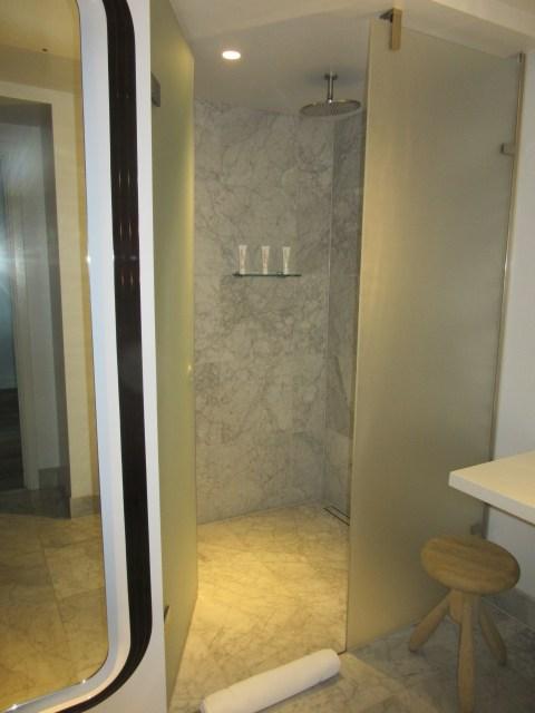 Fantastic shower