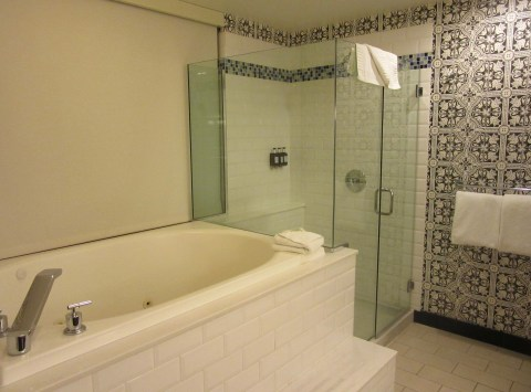 1103 shower cube (approved by NPS)
