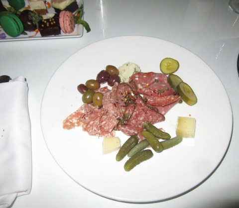 Out of this world charcuterie