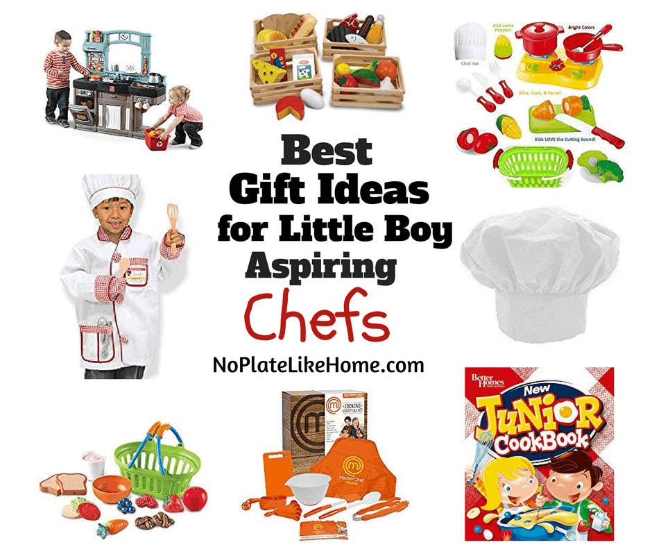 Best Gift Ideas for Little Boy Aspiring Chefs