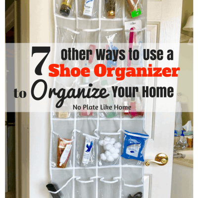 7 Other Ways to Use a Shoe Organizer