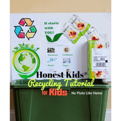 Honest Kids® Recycling Tutorial for Kids