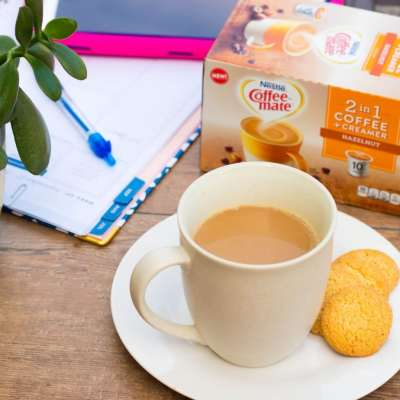 Find Quiet Coffee Moments with Nestle® 2 in 1 Coffee Pods