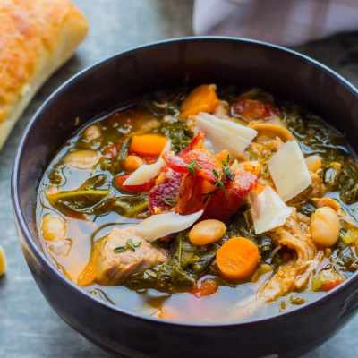 Instant Pot Hatfield Tuscan Pork & White Bean Stew