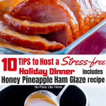 10 Tips to Host a Stress-Free Holiday Dinner