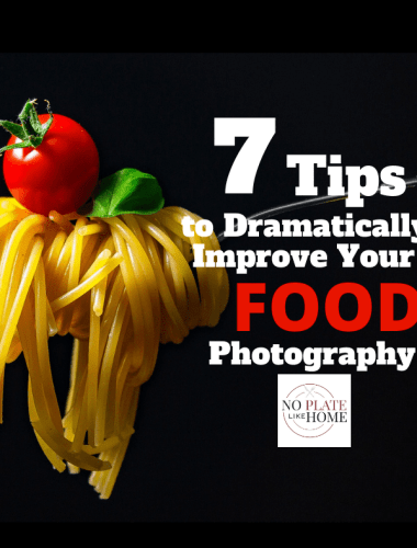 How to Dramatically Improve Your Food Photography