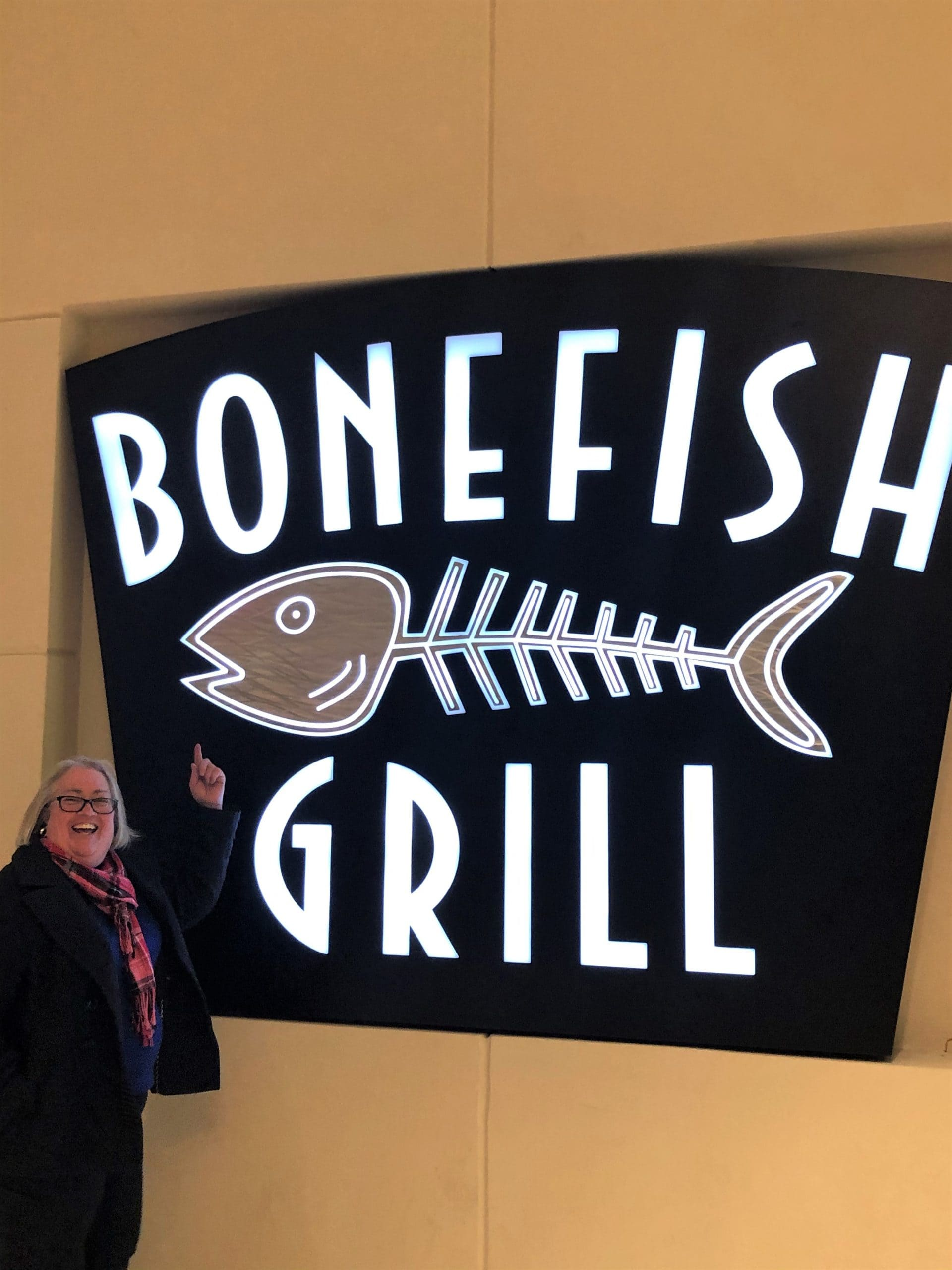 Bonefish Grill Restaurant in King of Prussia Mall