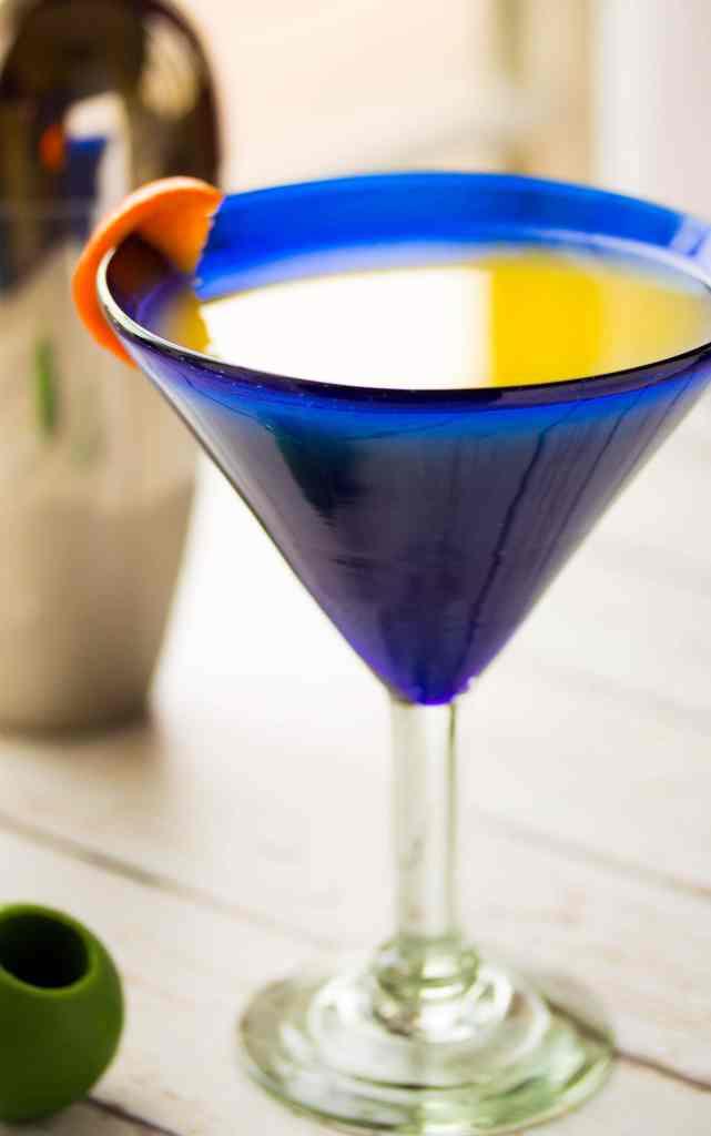 Quarantini Cocktail