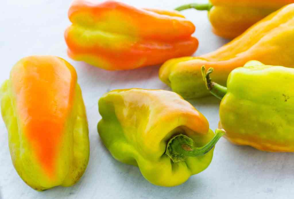 Cubanelle Peppers (frying peppers)