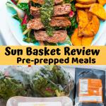 Sun Basket Review Pre-prepped Meals