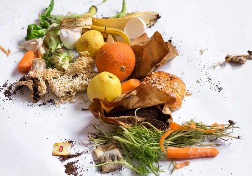 image of food waste