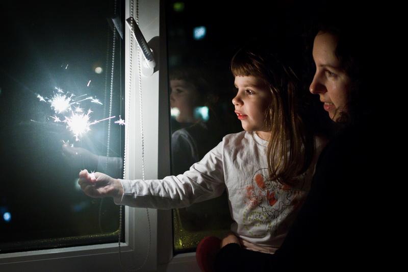 Artificii Revelion 2013