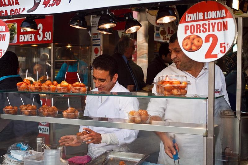 turkish donuts