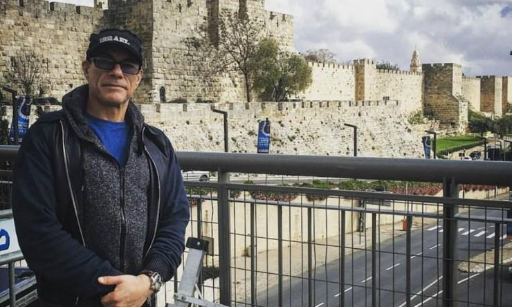 Jean-Claude Van Damme Israel