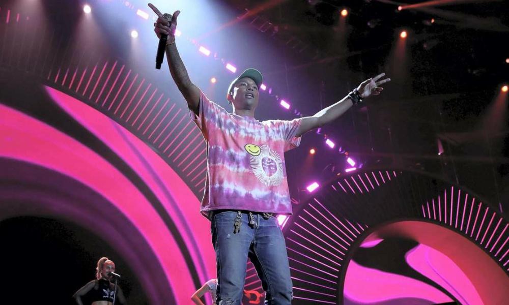 Pharrell Williams Israel