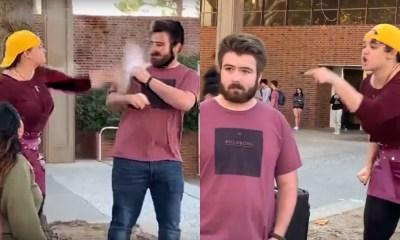 President of Chico State Republicans assaulted for holding All Lives Matter sign