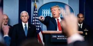 Trump instills hope while the news media peddle hopelessness