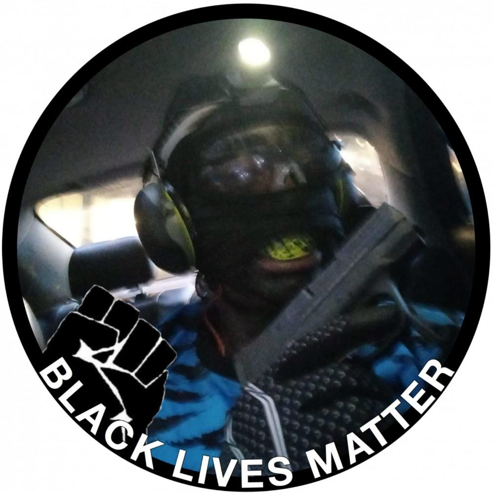 Henry E Washington Black Lives Matter