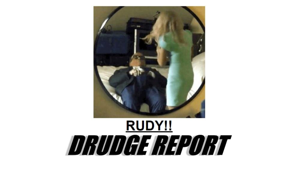 Drudge Report Rudy Giuliani