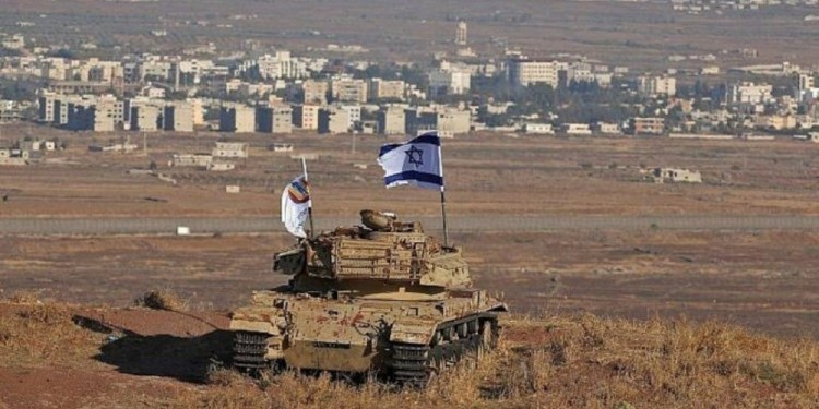 Biden Administration Starts Abandoning Israel as They Walk Back Recognition of Golan Heights as Israeli Territory