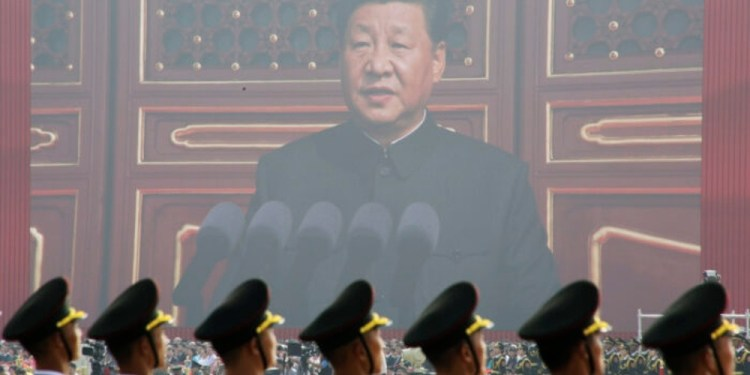 The CCP's Arms Race With the US Will Lead to Its Collapse_ Analysis