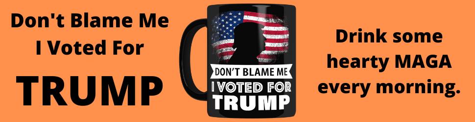 ILMF Trump Mug