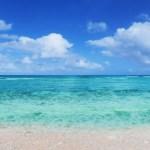 綺麗な海 プラスチック