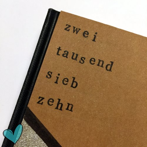 Bullet Journal-Hülle aus Snap Pap | norainhh.de