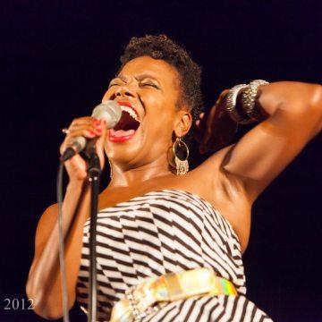 China Moses - Nora Jazz Festival 2012