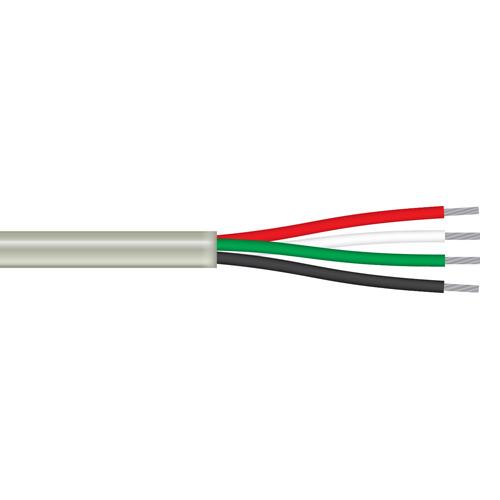 Multi-Conductor Stranded Wire Plenum