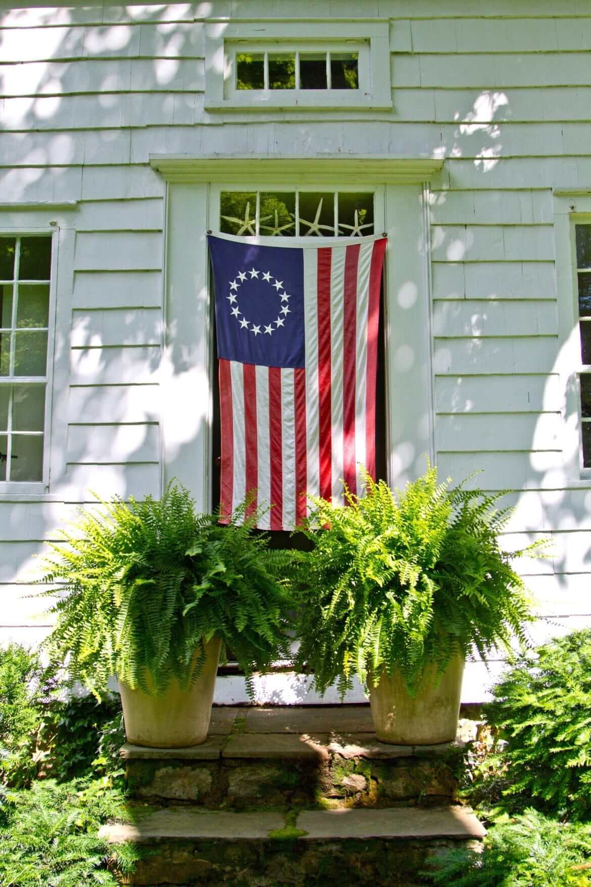 Youre A Grand Old Flag Nora Murphy Country House