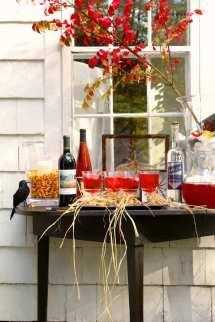 Create Halloween Wine & Spirits Outdoor Lounge Nora