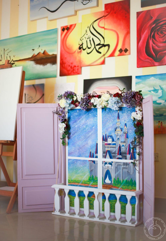 Studio paintings 7