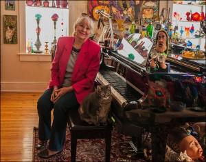 Carol Hieronymus Meets Nora