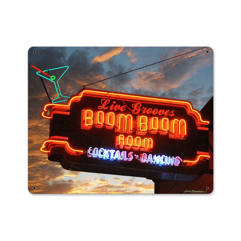 Boom Boom Room Sign  North Bay Listings