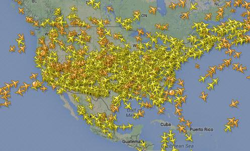 planes US