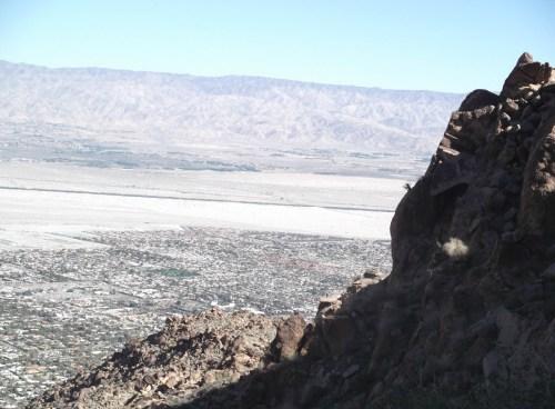 Palm Springs Below