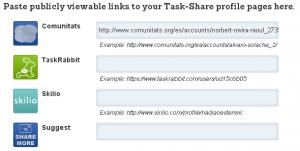 Trustcloud - task sharing