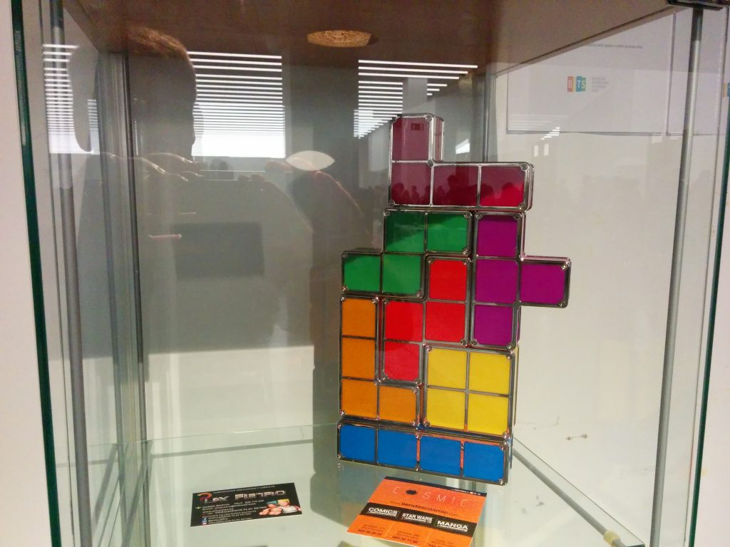 Tetris BitsEvent