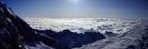 Mar de Nubes Monte Rosa